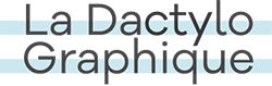La DactyloGraphique Logo